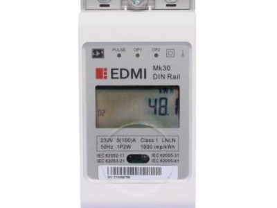 EDMI MK30 单相电子式电能表 大量现货